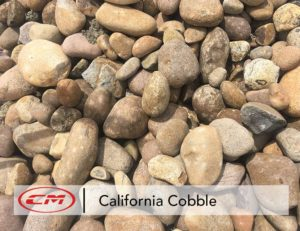 california cobble rock